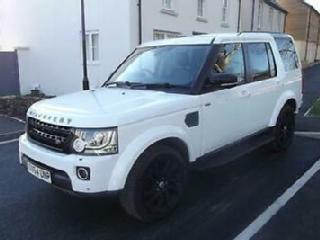 2014 64 Land Rover Discovery 4 3.0 SD V6 HSE Auto 255 BHP
