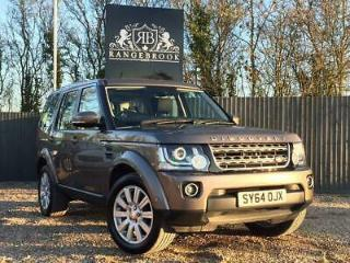 Used Land Rover Discovery cars in Nuneaton - Nestoria Cars
