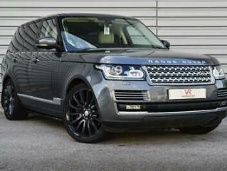 2014 64 LAND ROVER RANGE ROVER 4.4 SDV8 AUTOBIOGRAPHY 5DR AUTOMATIC