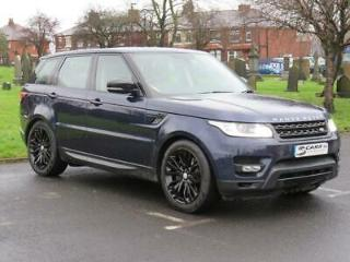2014 64 LAND ROVER RANGE ROVER SPORT 3.0 SDV6 HSE DYNAMIC 5DR AUTOMATIC