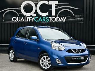 2014 '64' Nissan Micra 1.2 DIG S 98ps Acenta + Cruise Control