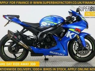 2014 64 SUZUKI GSXR750 NATIONWIDE DELIVERY, USED MOTORBIKE
