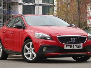 2014 64 Volvo V40 1.6TD D2 Powershift 2015MY Cross Country Lux
