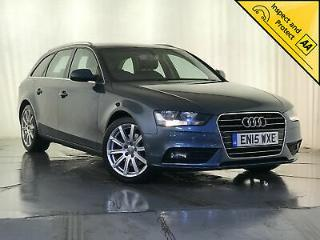 2014 A4 SE TECHNIK AUTO PARKING SENSORS CRUISE CONTROL NAV 1 OWNER SVC HISTORY