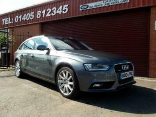 2014 Audi A4 AVANT 2.0 TDI 177 Quattro 4X4 4WD SE Technik 5dr HIGHER THAN S L