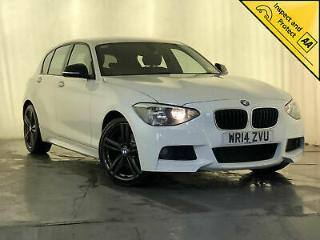 2014 BMW 120D M SPORT CLIMATE CONTROL CD PLAYER £30 ROAD TAX SERVICE HISTORY