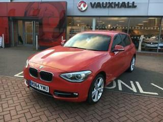 2014 BMW 1 Series 118D Sport 2.0 5DR