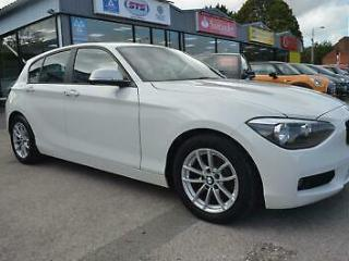 2014 BMW 1 Series 1.6 116d EfficientDynamics Business Edition Sports Hatch s/s
