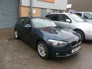 2014 BMW 1 Series 1.6 116d EfficientDynamics Sports Hatch s/s 5dr