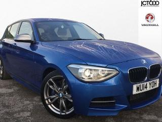 BMW 1 Series M135I Hatchback 2014, 32193 miles, £16000
