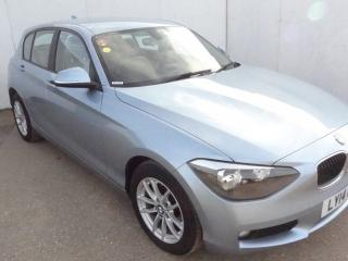 BMW 1 Series 118d SE 5dr Step Auto Hatchback 2014, 17408 miles, £10999