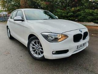 2014 BMW 1 Series 2.0 116d SE Sports Hatch 5dr Diesel Automatic s/s