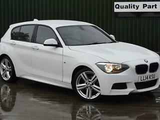 2014 BMW 1 Series 2.0 118d M Sport Sports Hatch s/s 5dr