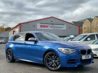 2014 BMW 1 Series 3.0 M135i Sports Hatch s/s 5dr