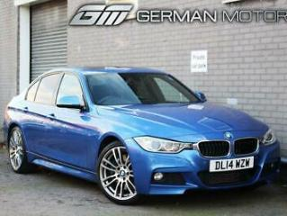 2014 BMW 325D M SPORT 215BHP 2.0 *FINANCE AVAILABLE