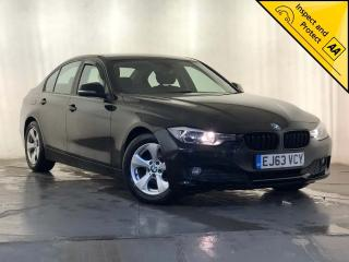 BMW 3 Series 2.0 320d EfficientDynamics s/s 4dr AUTOMATIC SAT NAV £20 ROAD TAX 2014, 57280 miles, £9295
