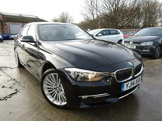 2014 BMW 3 Series 2.0 320d Luxury s/s 4dr