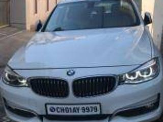 White 2014 BMW 3 Series GT Select Variant 55,000 kms driven in Sector 26