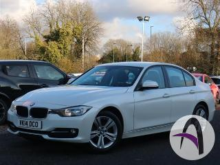 BMW 3 Series 3 316i 1.6 Sport 4dr Saloon 2014, 25252 miles, £10999