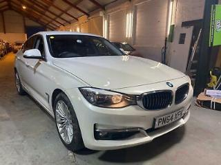 2014 BMW 3 Series Gran Turismo 2.0 318d Luxury GT s/s 5dr