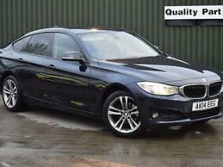 2014 BMW 3 Series Gran Turismo 2.0 318d Sport GT s/s 5dr