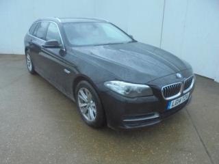 BMW 5 Series 520d SE 5dr Step Auto Estate 2014, 43208 miles, £12999