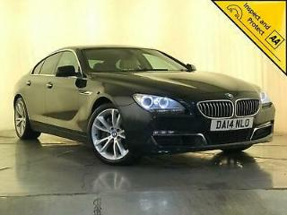2014 BMW 640D SE GRAN COUPE AUTOMATIC SAT NAV CRUISE CONTROL SERVICE HISTORY