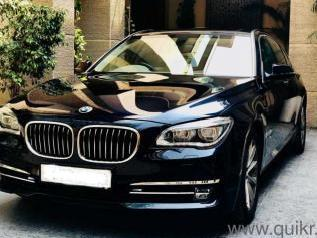 2014 BMW 7 Series 39,995 kms driven in Delhi Cantt