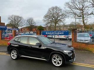 2014 BMW X1 2.0TD 141BHP FOUR WHEEL DRIVE 4X4 xDrive18d xLine