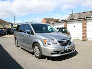 2014 Chrysler Grand Voyager 2.8 CRD Turbo Diesel Limited Ltd 6 Speed Auto 7 Seat