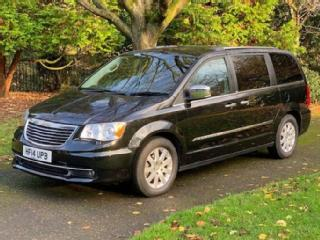 2014 Chrysler Grand Voyager CRD GRAND LIMITED