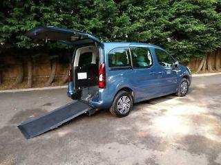 2014 Citroen Berlingo 1.6HDi VTR Wheelchair Accessible Vehicle