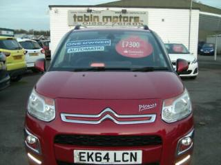 2014 Citroen C3 Picasso 1.6 118bhp ETG6 2014.5MY Exclusive