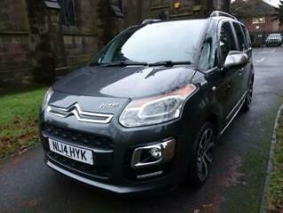 2014 Citroen C3 Picasso 1.6 HDi 8V Selection 5dr 5 door MPV
