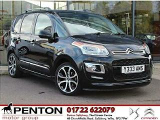 2014 Citroen C3 Picasso 1.6 HDi Exclusive 5dr