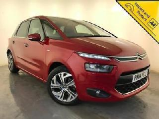 2014 CITROEN C4 PICASSO EXCL + AIRDM E HDI DIESEL MPV 1 OWNER SERVICE HISTORY
