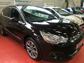 2014 Citroen DS4 1.6 e HDi Airdream DStyle 5dr