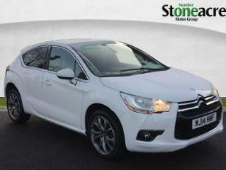 2014 Citroen DS4 1.6 e HDi Airdream DStyle Hatchback 5dr Diesel Manual