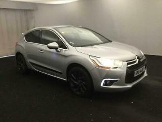2014 Citroen DS4 1.6 THP DSport 5dr Petrol silver Manual