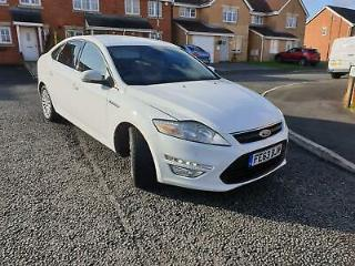 2014 Ford Mondeo 1.6TD 115ps s/s Zetec Business