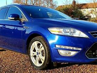 2014 Ford Mondeo 2.0 TDCi Titanium X Business Powershift 5dr