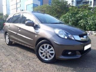 2014 Honda Mobilio 53,000 kms driven in Andheri East
