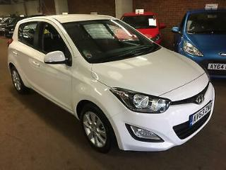 2014 HYUNDAI I20 1.2 Active £30 ROAD TAX HYUNDAI SERVICE STAMPS