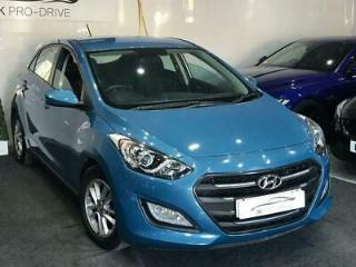 2014 Hyundai i30 1.4 Active Hatchback 5dr Petrol Manual 99 bhp