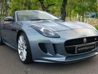 2014 Jaguar F TYPE 5.0 Supercharged V8 S 2dr Automatic Petrol Convertible
