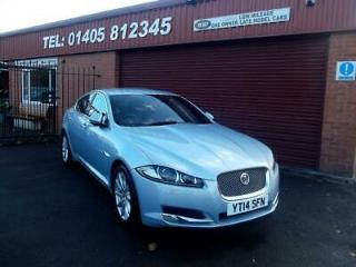 2014 Jaguar XF 3.0d V6 Premium Luxury 4dr Auto [Start Stop] 4 door Saloon