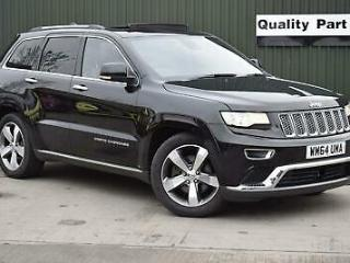 2014 Jeep Grand Cherokee 3.0 V6 CRD Summit Auto 4WD 5dr