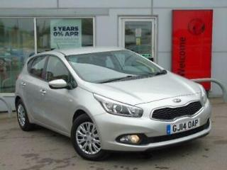 2014 Kia Ceed 1.4 1 5dr Hatchback 5 door Hatchback