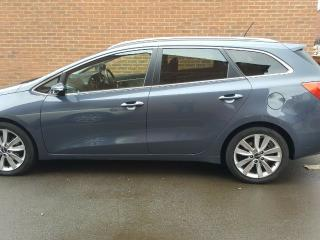 2014 Kia ceed 1.6CRDi Tech4 £30 TAX Heated interior satnav reverse camera alloys