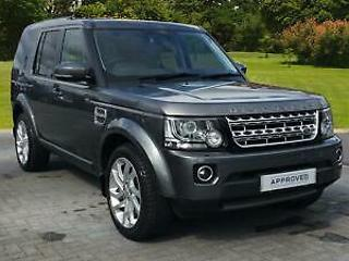 2014 LAND ROVER DISCOVERY 3.0 SDV6 HSE 5dr Auto Diesel Station Wagon